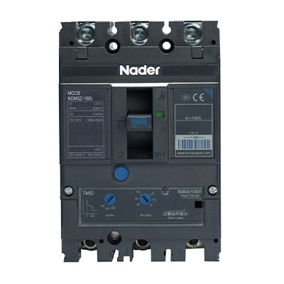 NDM5Z Series DC Molded Case Circuit Breaker