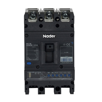 NDM3E Series Electronic Molded Case Circuit Breaker