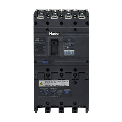 NDM3L Series Molded Case Residual Current Action Pr