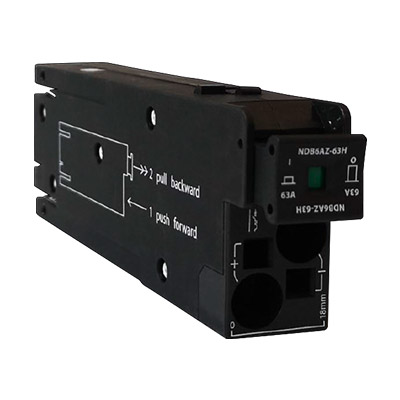 NDB6AZ-63 Series Miniature Circuit Breaker