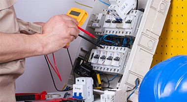 What does the leakage circuit breaker 30ma mean?