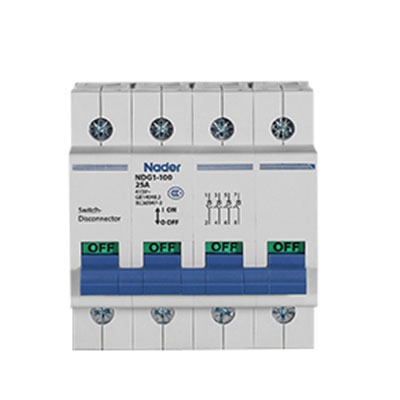 NDG1 Series Disconnect Switch