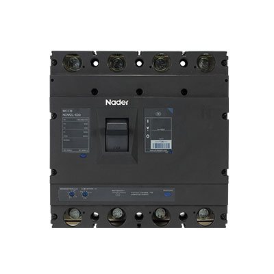 NDM2L Series MCCB with Residual Current Protection